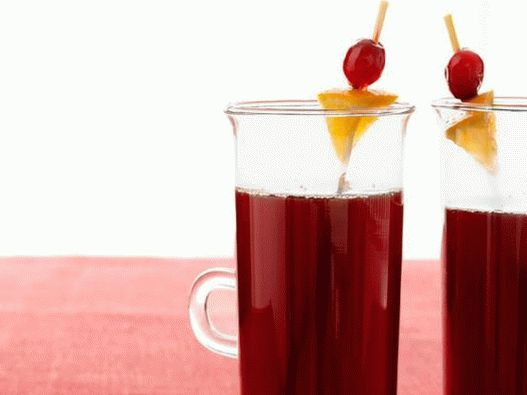 The photo - Cranberry Punch